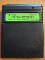 Classic. Final Cartridge III